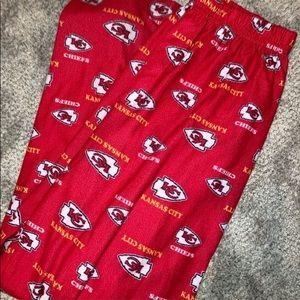 Kansas City Chiefs Pajama Pants